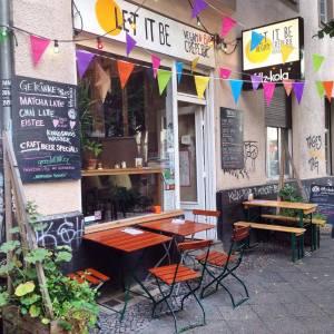 Lovely restaurant 'Let It Be'