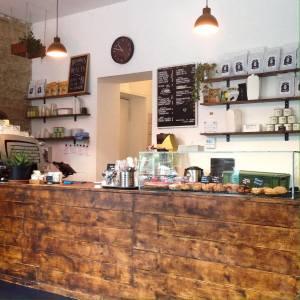 Lovely donut shop 'Brammibal's', GO!