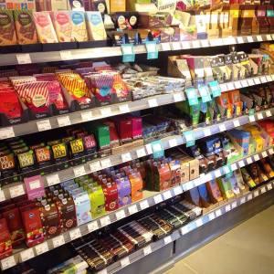 Veganz supermarket